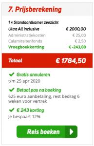 Ultra All-inclusive naar Bodrum | Kamer met zeezicht | Winner hotel of the year award 4