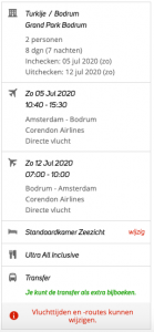 Ultra All-inclusive naar Bodrum | Kamer met zeezicht | Winner hotel of the year award 2