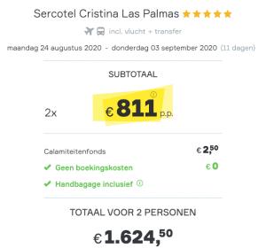 Centraal gelegen 5-sterren resort | Gran Canaria | Tickets + Transfer 2