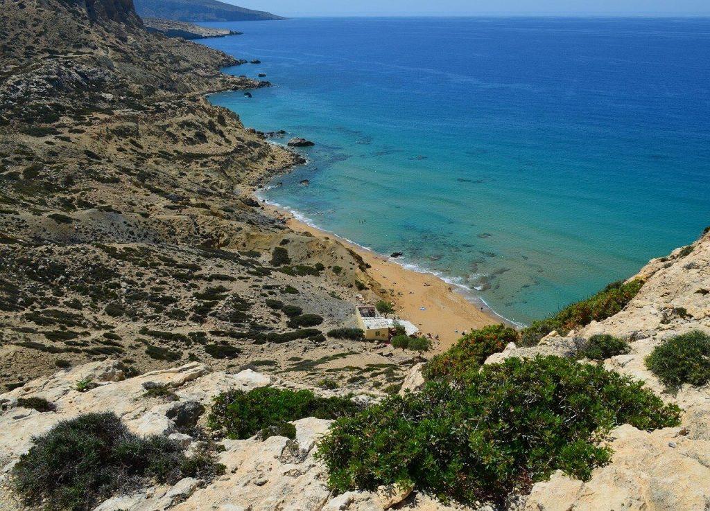 8x de mooiste stranden die Kreta te bieden heeft 14