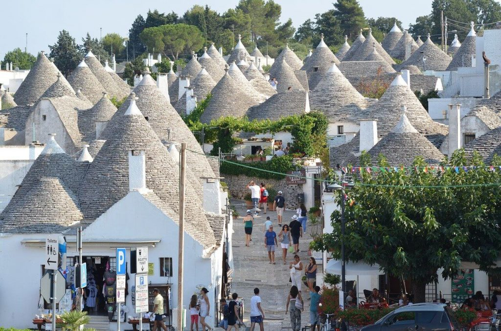 Reisgids Puglia; voor een rondreis door Puglia 4