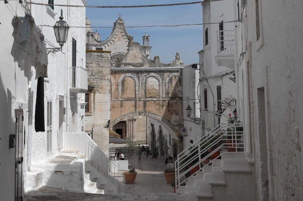 Reisgids Puglia; voor een rondreis door Puglia 12