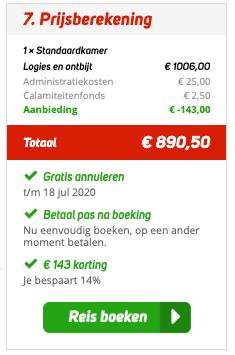 Voor nog geen €450,- 8 dagen in het hoogseizoen naar Zakynthos 2