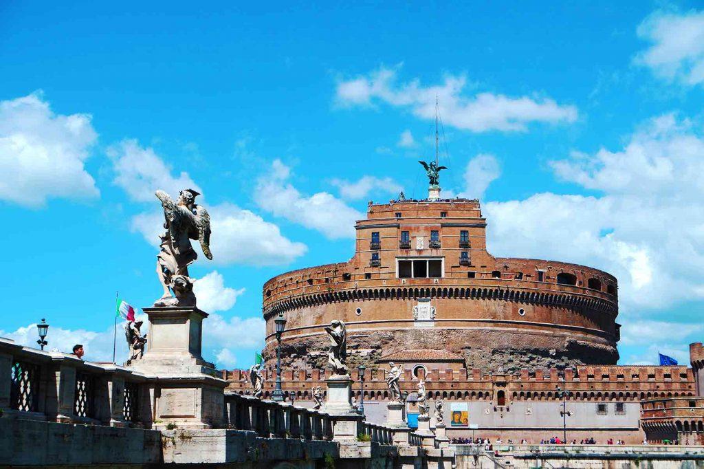 De 11 meest indrukwekkende gebouwen in Rome 20