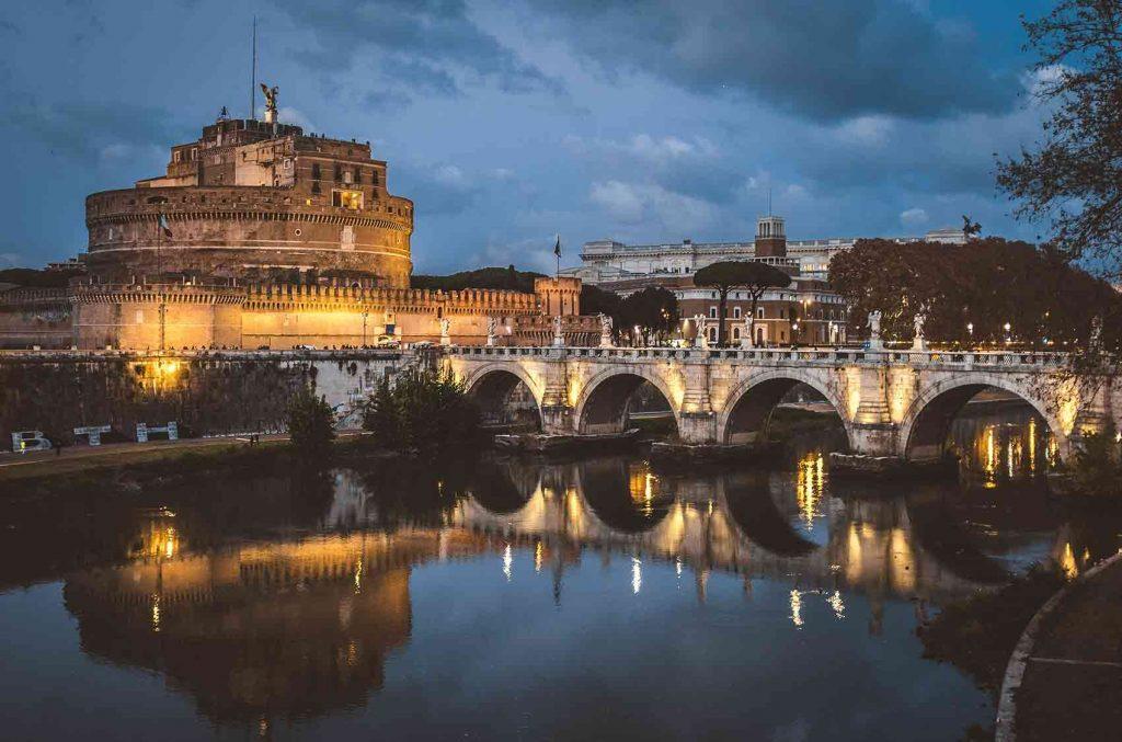 De 11 meest indrukwekkende gebouwen in Rome 22