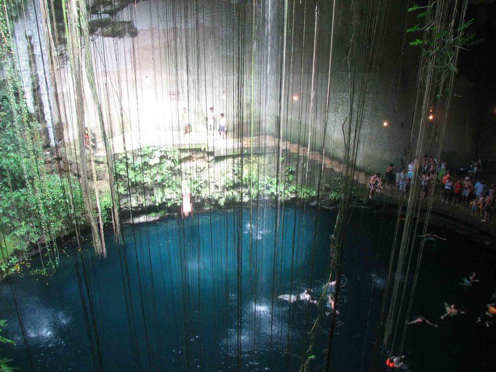 Mexico's Cenotes, verborgen juwelen van Yucatan 2