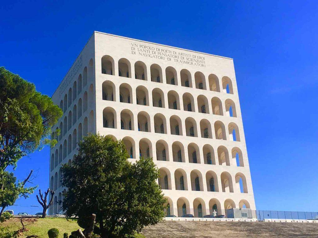 De 11 meest indrukwekkende gebouwen in Rome 26