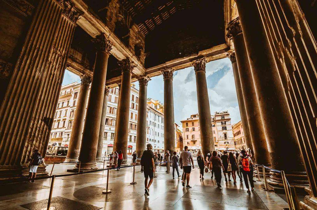 De 11 meest indrukwekkende gebouwen in Rome 18
