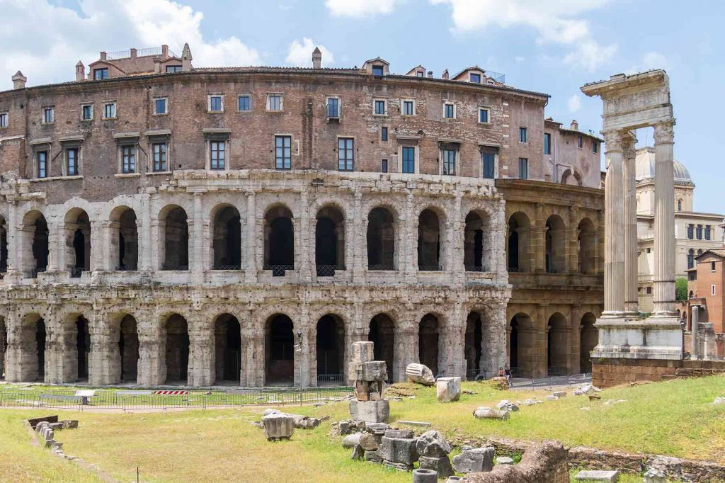 De 11 meest indrukwekkende gebouwen in Rome 6