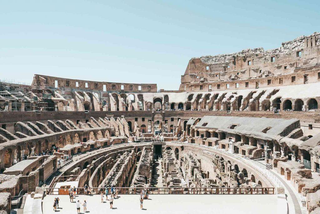 De 11 meest indrukwekkende gebouwen in Rome 2