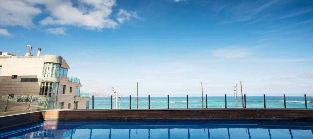 vakantie Beach Hotel Cristina Las Palmas Hotel