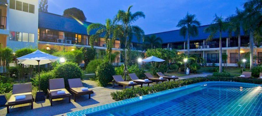 Sunshine garden thailand vakantie aanbieding