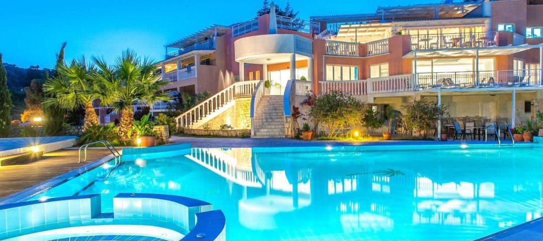 vakantie Belverdere Luxury Suites