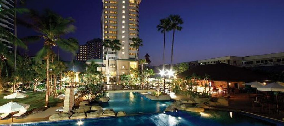 vakantie Hotel Jomtien Palm Beach