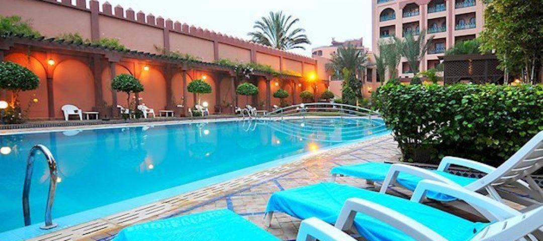 vakantie aanbieding marrakech