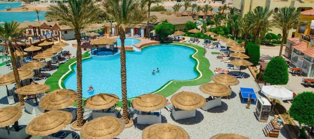vakantie egypte resort