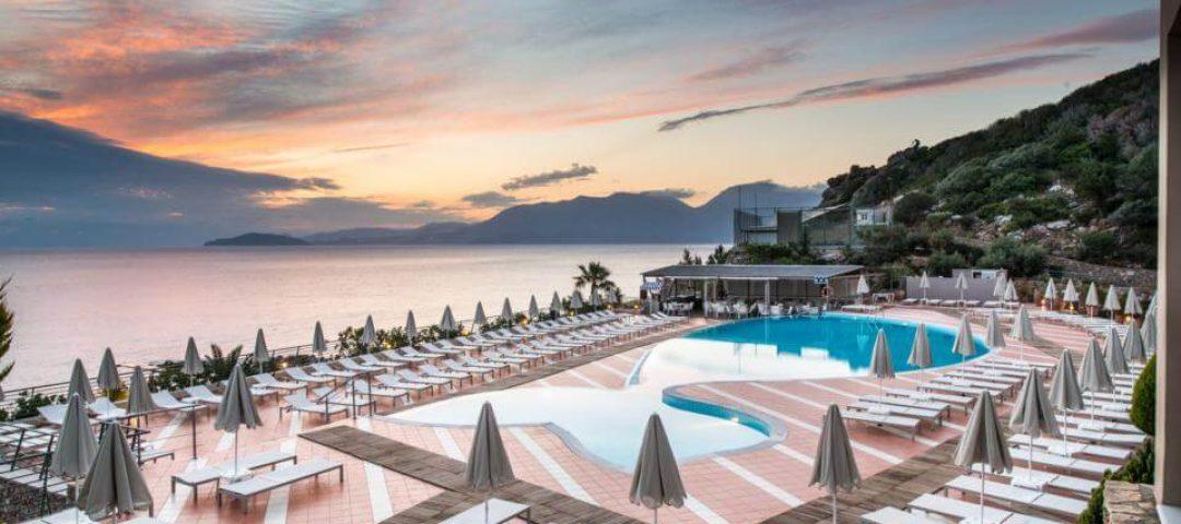 vakantie hotel blue marine resort en spa