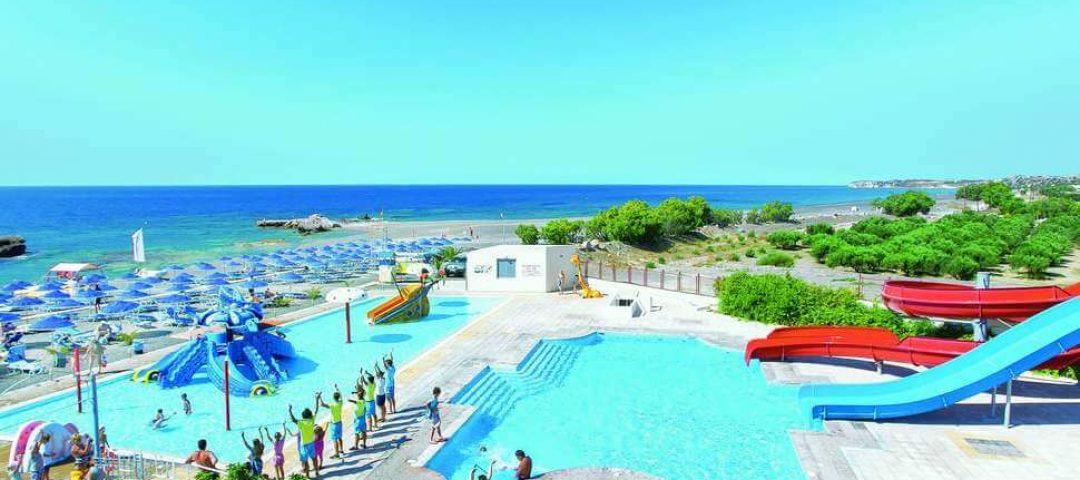 vakantie sunshine crete beach
