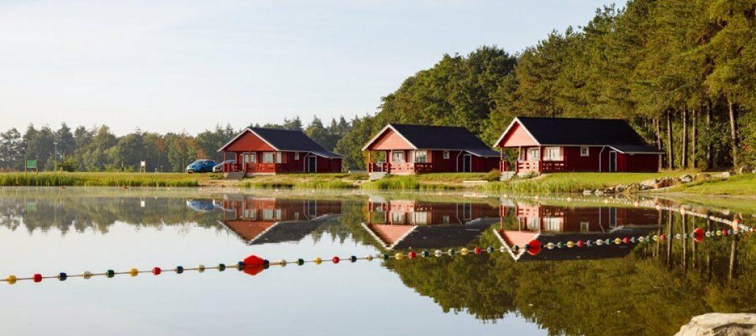 vakantie water lodge